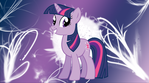 Wallpaper Of Twilight Sparkle For Fans My Little Pony Friendship Is Magic
