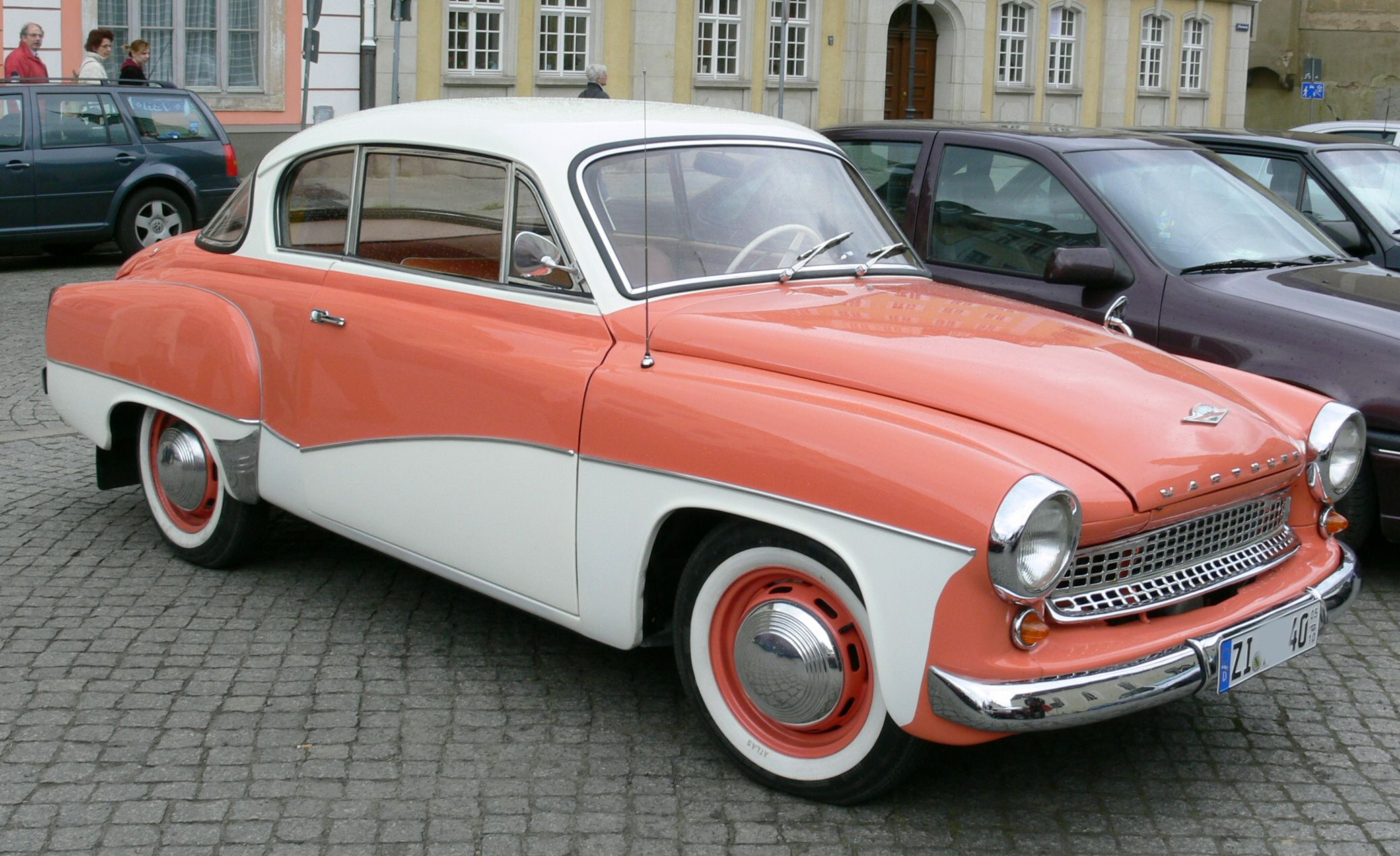 Wartburg 1000 Coup 311 Photos One Of The Models Cars Manufactured By Description From Gomotors I Searched For This On Bing Images