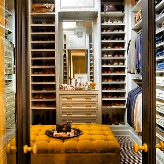 How To Create Your Dream Closet   Yahoo Homes