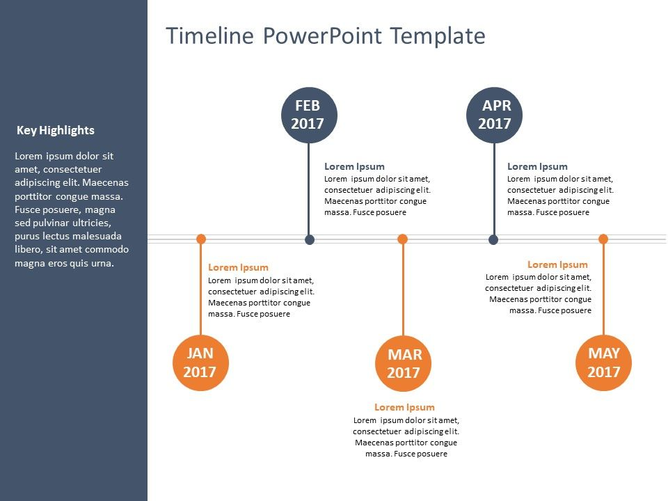 Timeline Powerpoint Template Powerpoint Templates Powerpoint Timeline Design