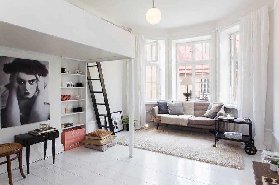 36 Creative Studio Apartment Design Ideas Unique Interior Styles