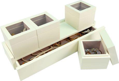Jewellery Box Walmart Home Decor Pinterest Jewelry storage