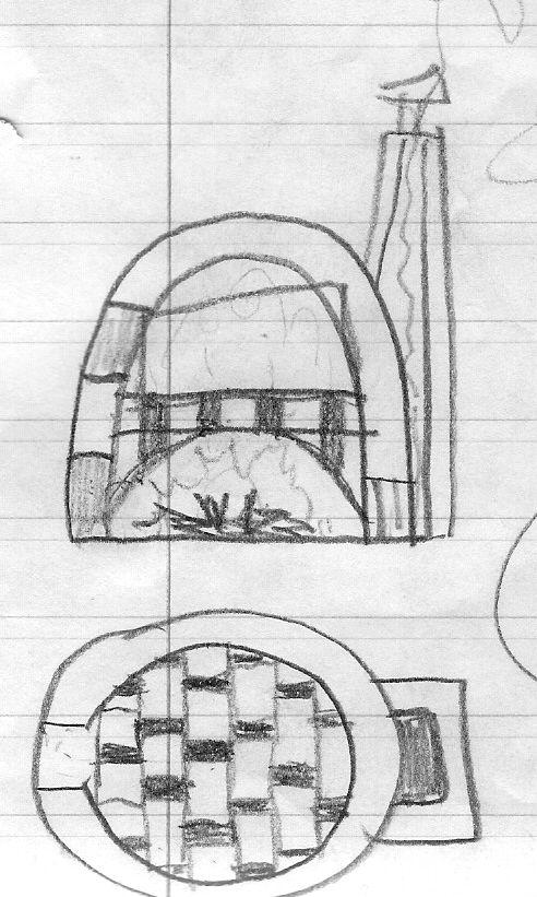 MundoCharly Construccion de un Horno de Leña - Capitulo Primero