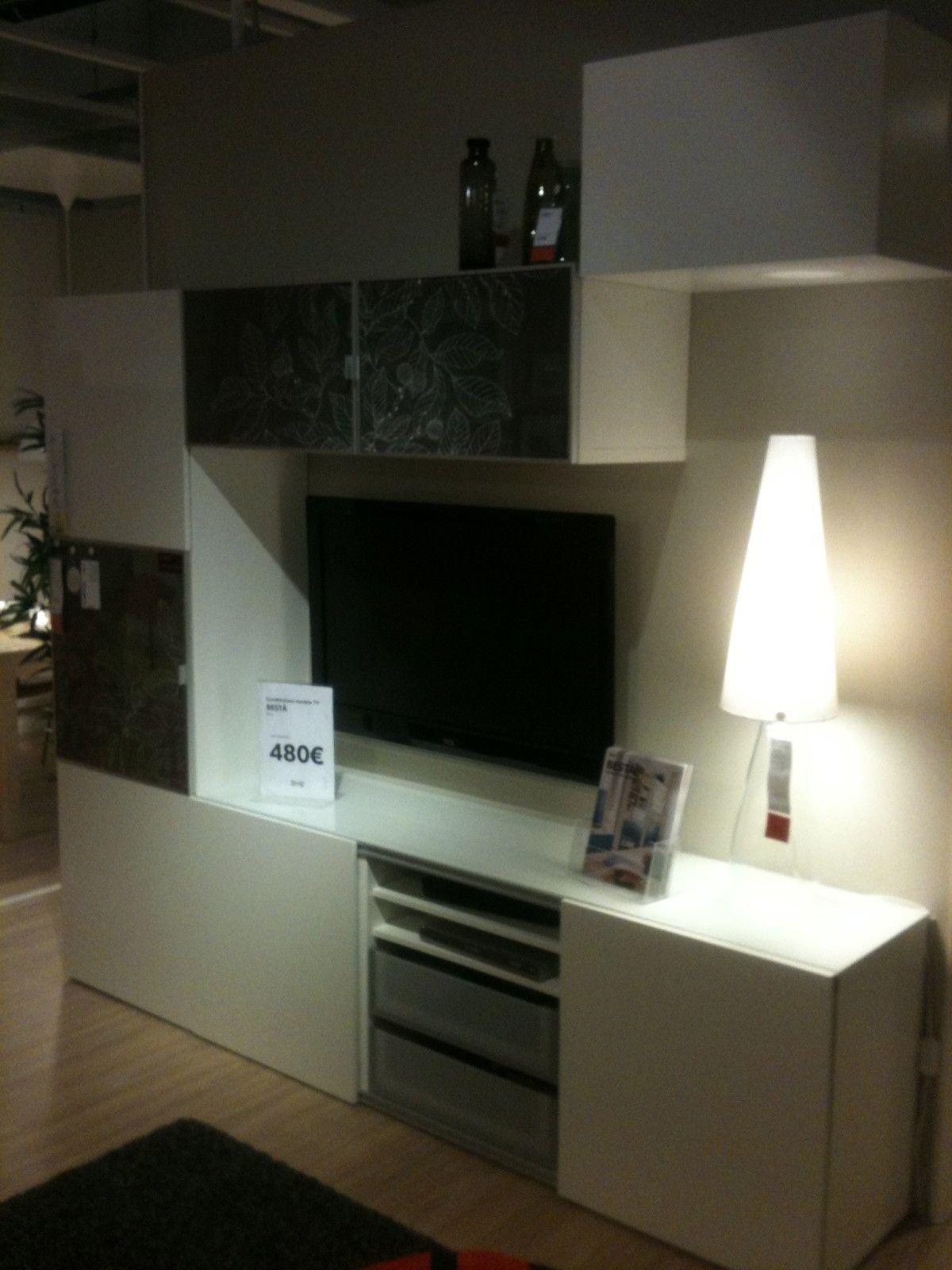 Album 2 Ikea R Alisations En Magasins Autour De La T L Gamme  # Meuble Tv Kallax