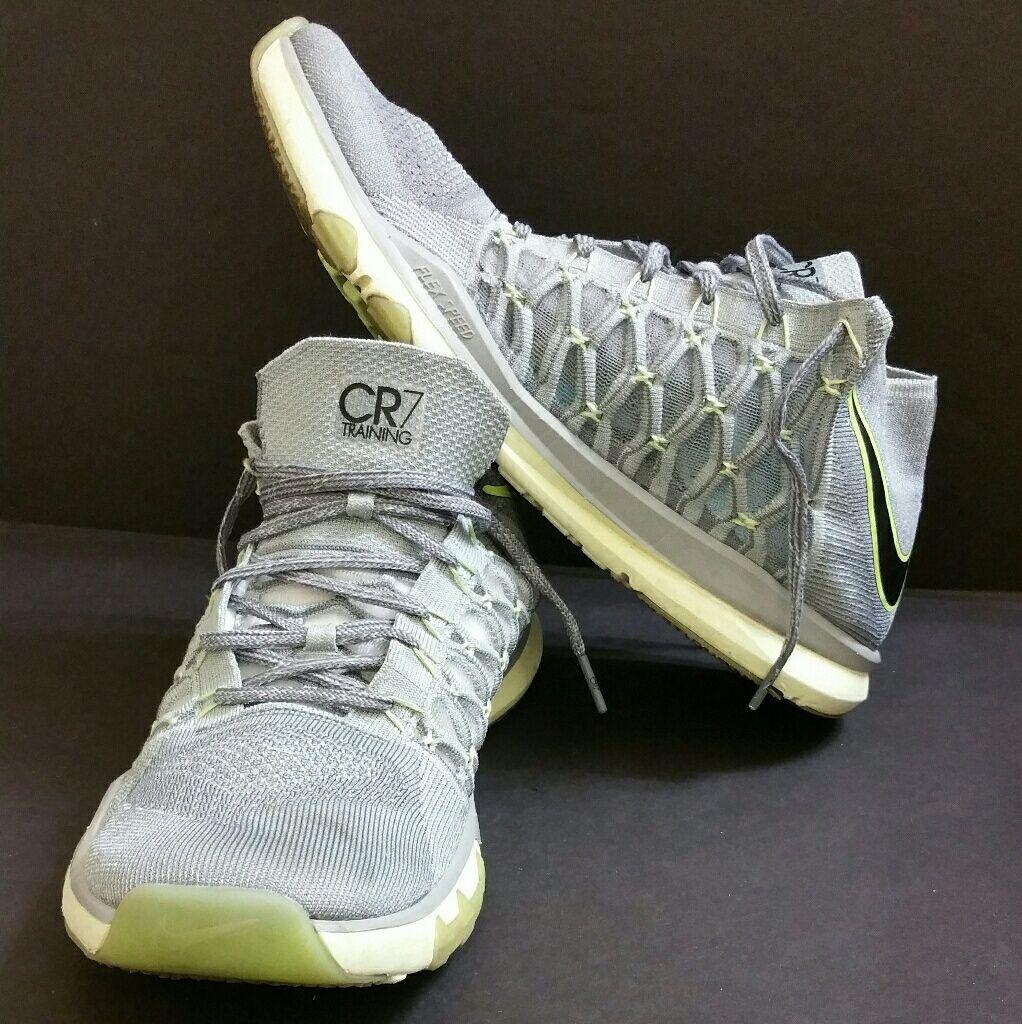 Nike ultrafast flyknit cr7 men's shoes