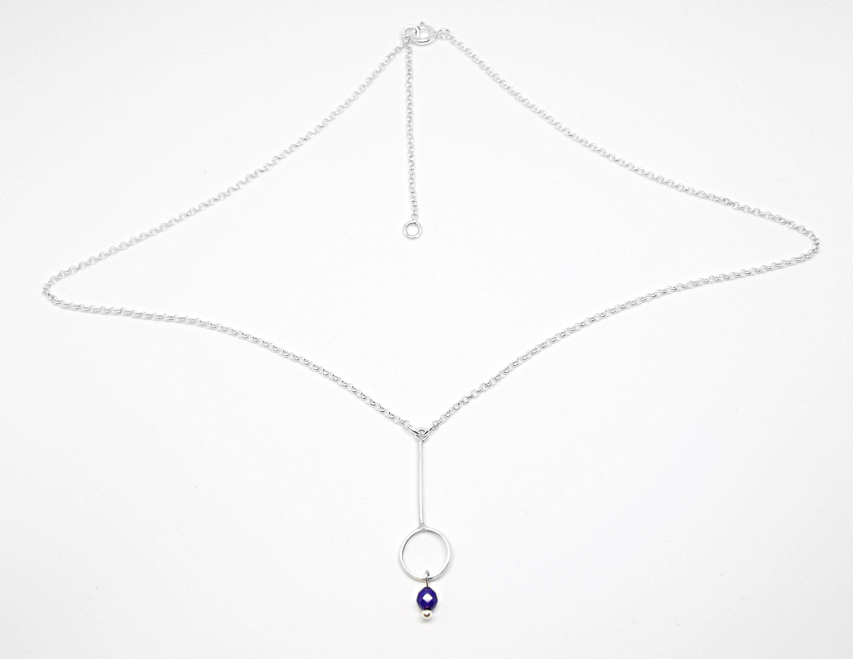 collier argent femme promo