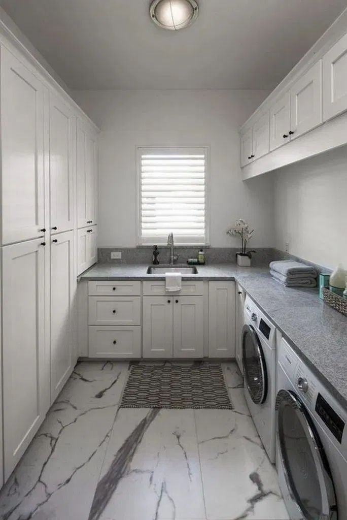 41 Extraordinary Laundry Room Cabinet