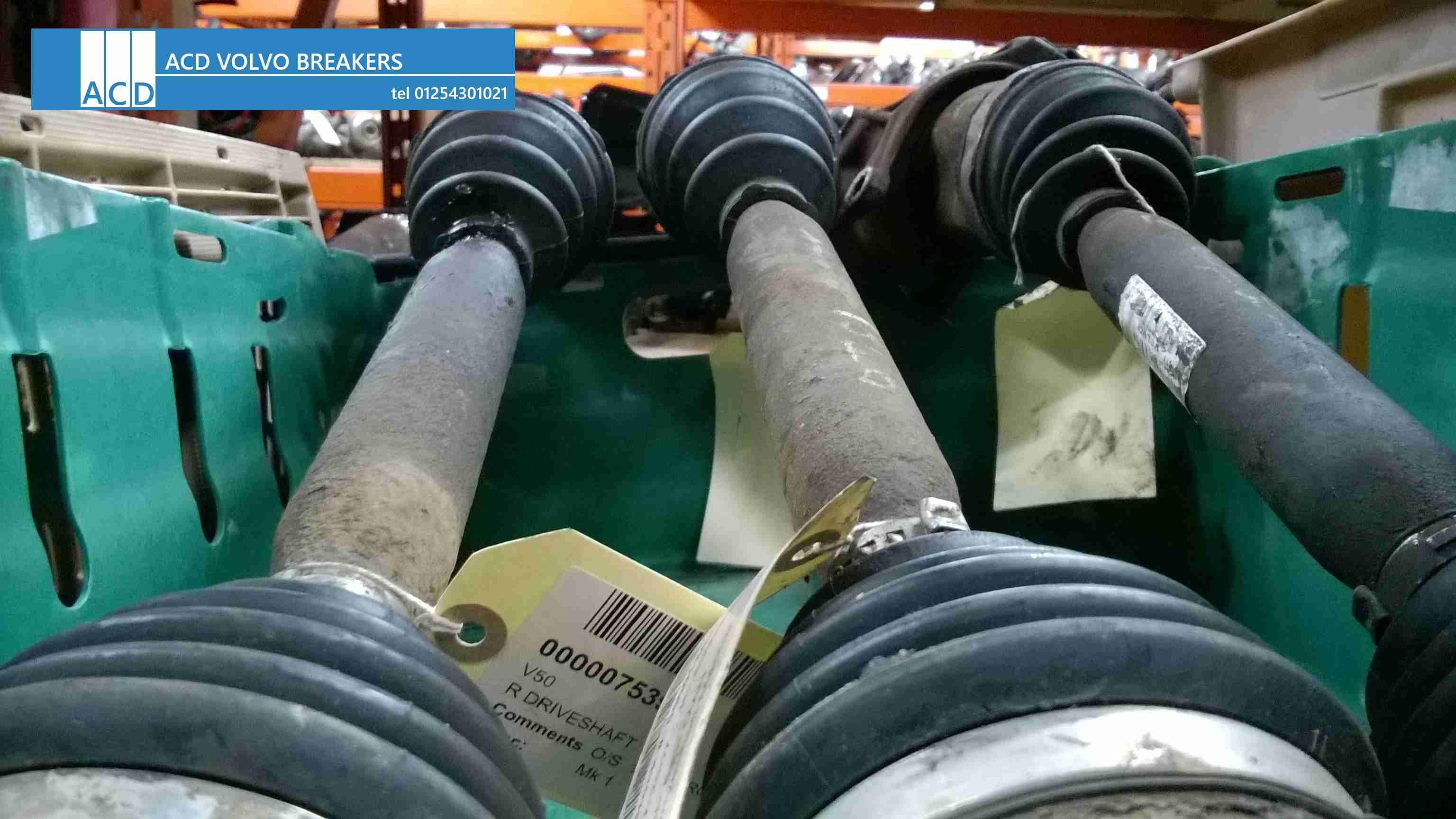 Used Volvo parts drive shaft ACD Volvo Breakers ACD Volvo BreakersUsed Volvo parts from ACD Volvo breakers for quality used Volvo parts.