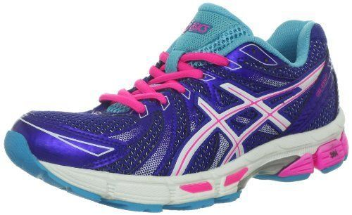 Asics Running Shoes For Overpronation ASICS Women's GEL-Exalt Running Shoe  Synthetic and mesh Rubber sole Heel measures approximately 1