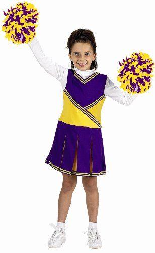 Cheerleader Costume Kids | Cheerleading Outfits For Kids | Pinterest | Cheerleader costume and ...