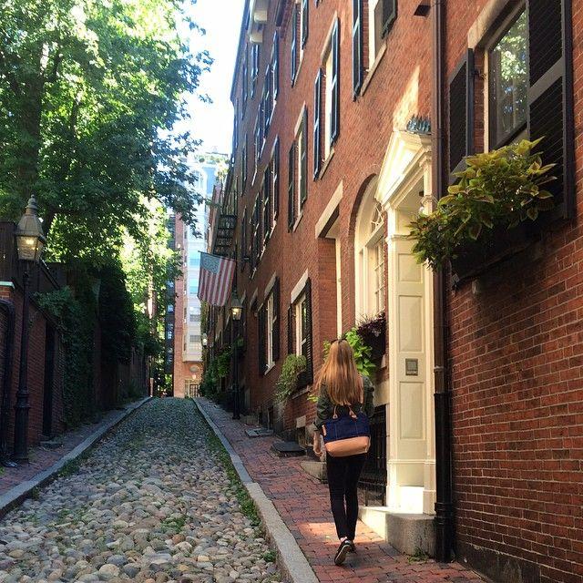 Boston + Lee