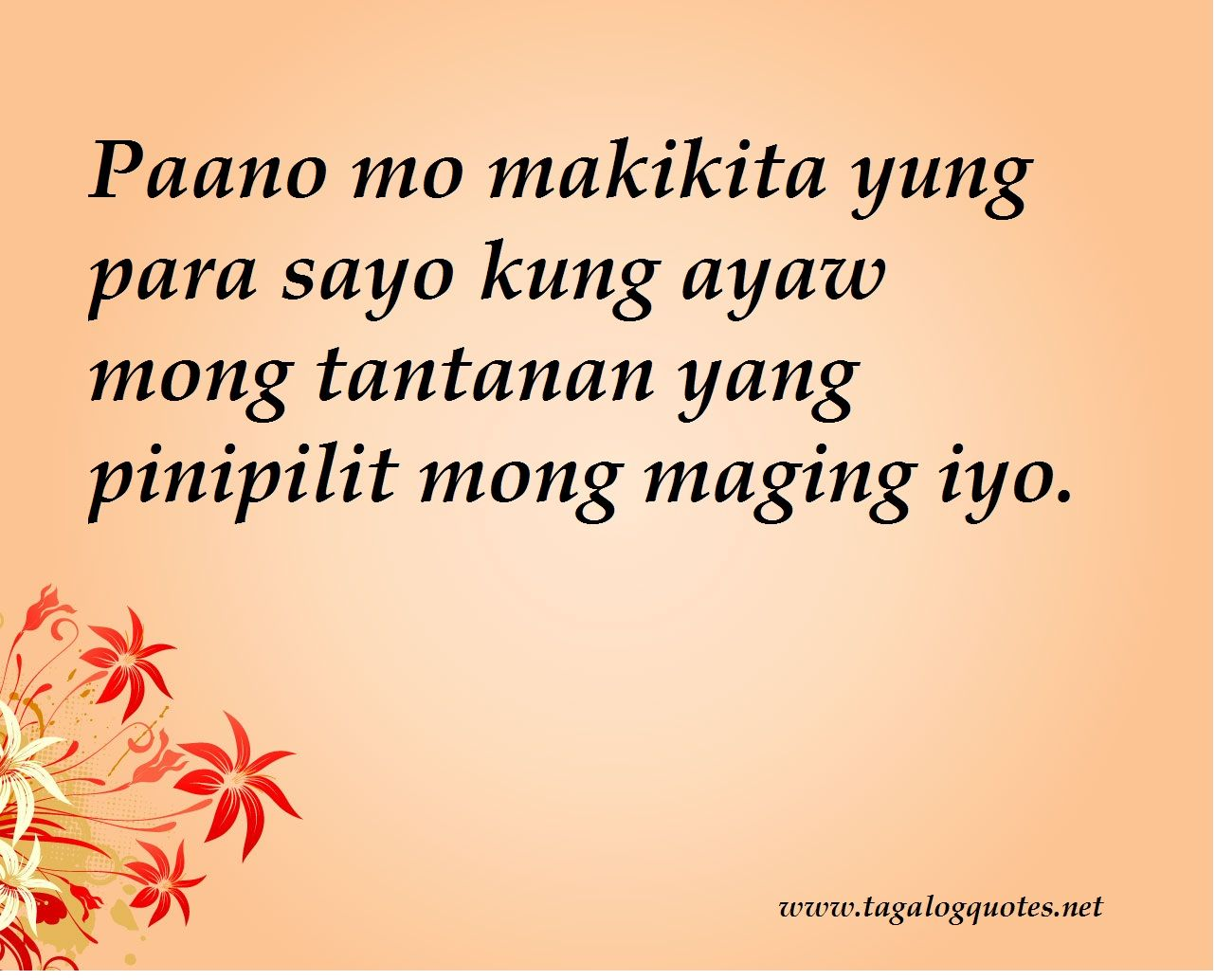 love quotes for crush tagalog 2013 Kilig Love Quotes For Him Quote