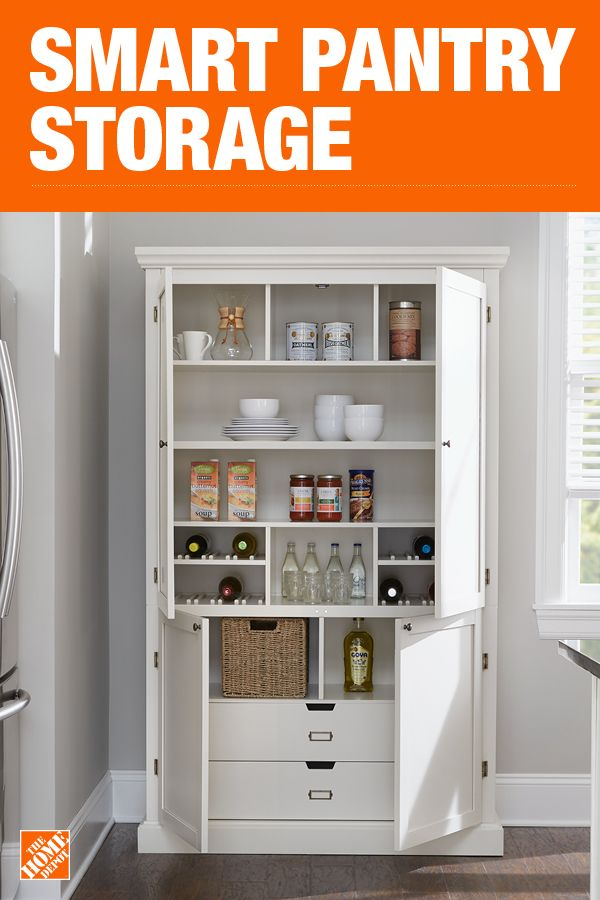 The Home Depot Has Everything You Need For Your Home Improvement Projects Click Through To Learn More About Kitchen Storage Organization Kitchen Storage Home