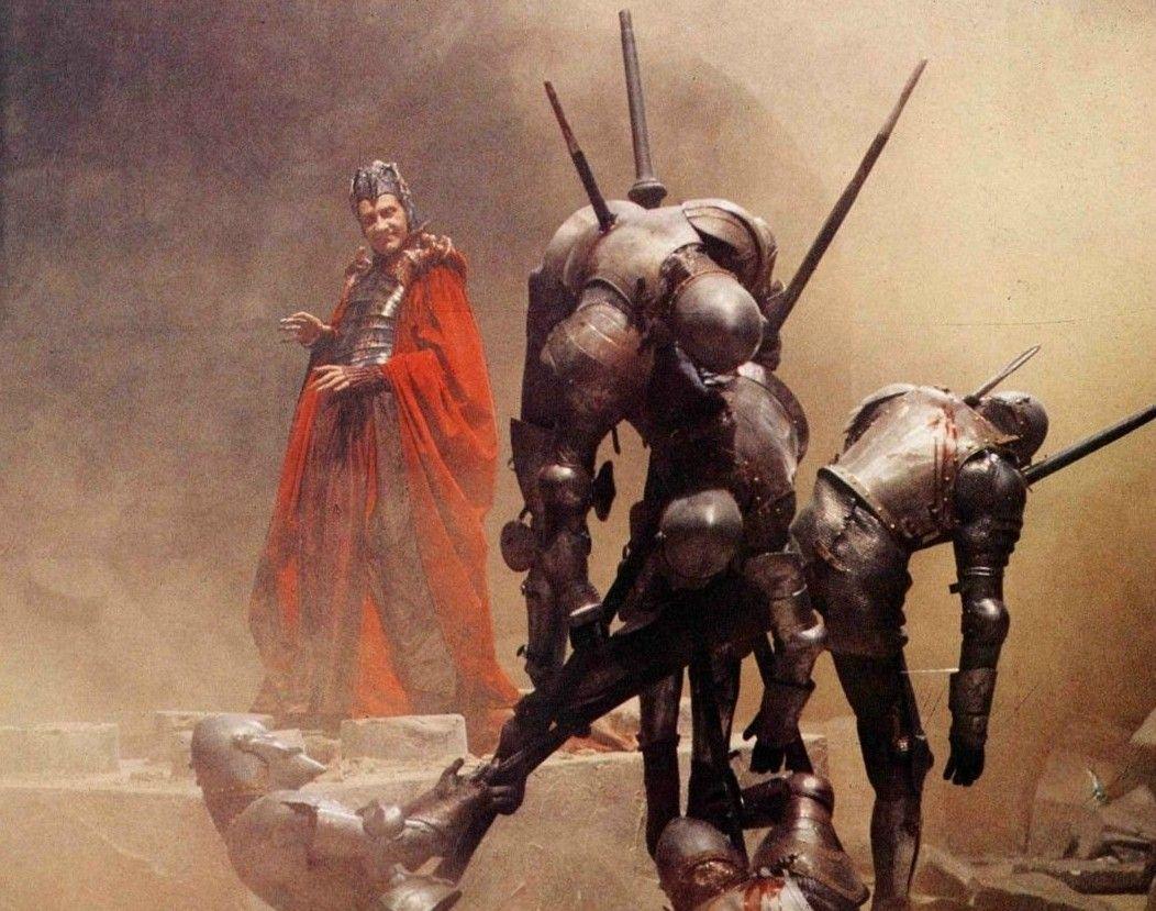 David Warner: Evil Genius - Time Bandits | Terry gilliam, Bandit, Evil  geniuses