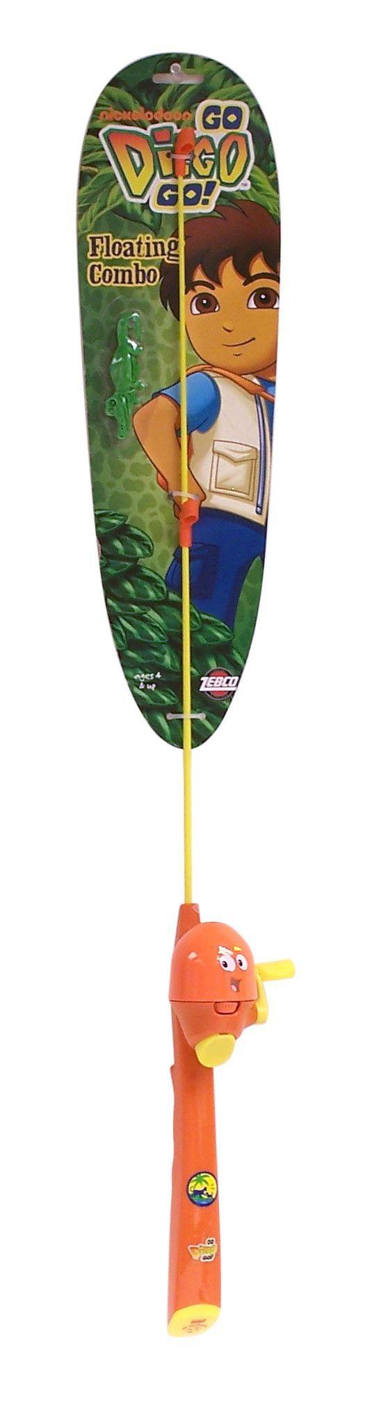 DIEGO FLOATING COMBO - ZEB-DIEGOFG-06-FB6 - by Zebco Sales Co. LLC