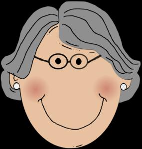 Image Result For Grandma Clipart Kartun Ilustrasi Nenek