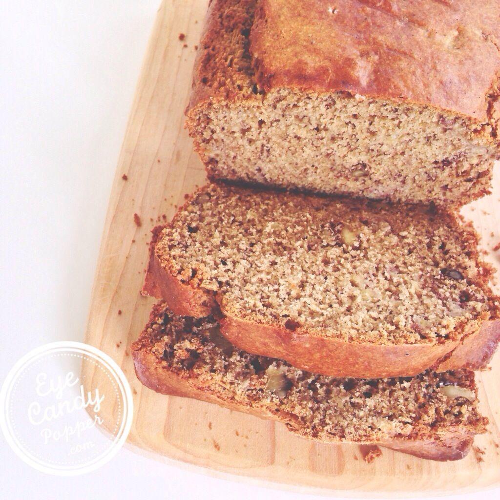 how to make organic banana bread