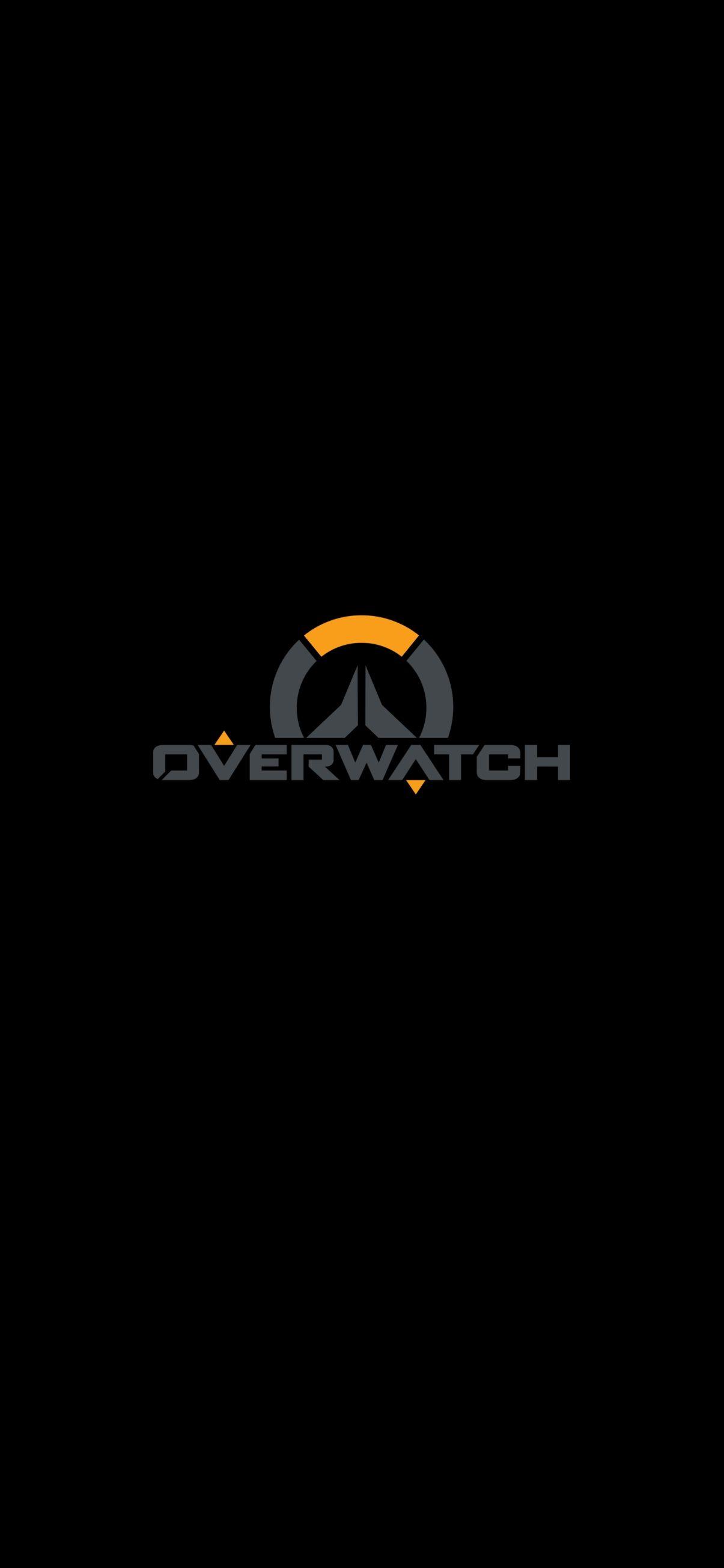 Overwatch Logo Wallpaper Mobile Overwatch Wallpapers Overwatch Wallpaper