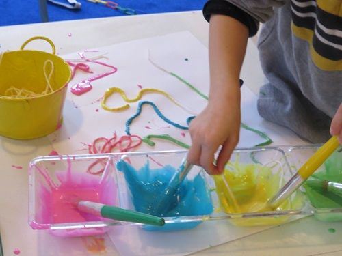 String Art by Teach Preschool