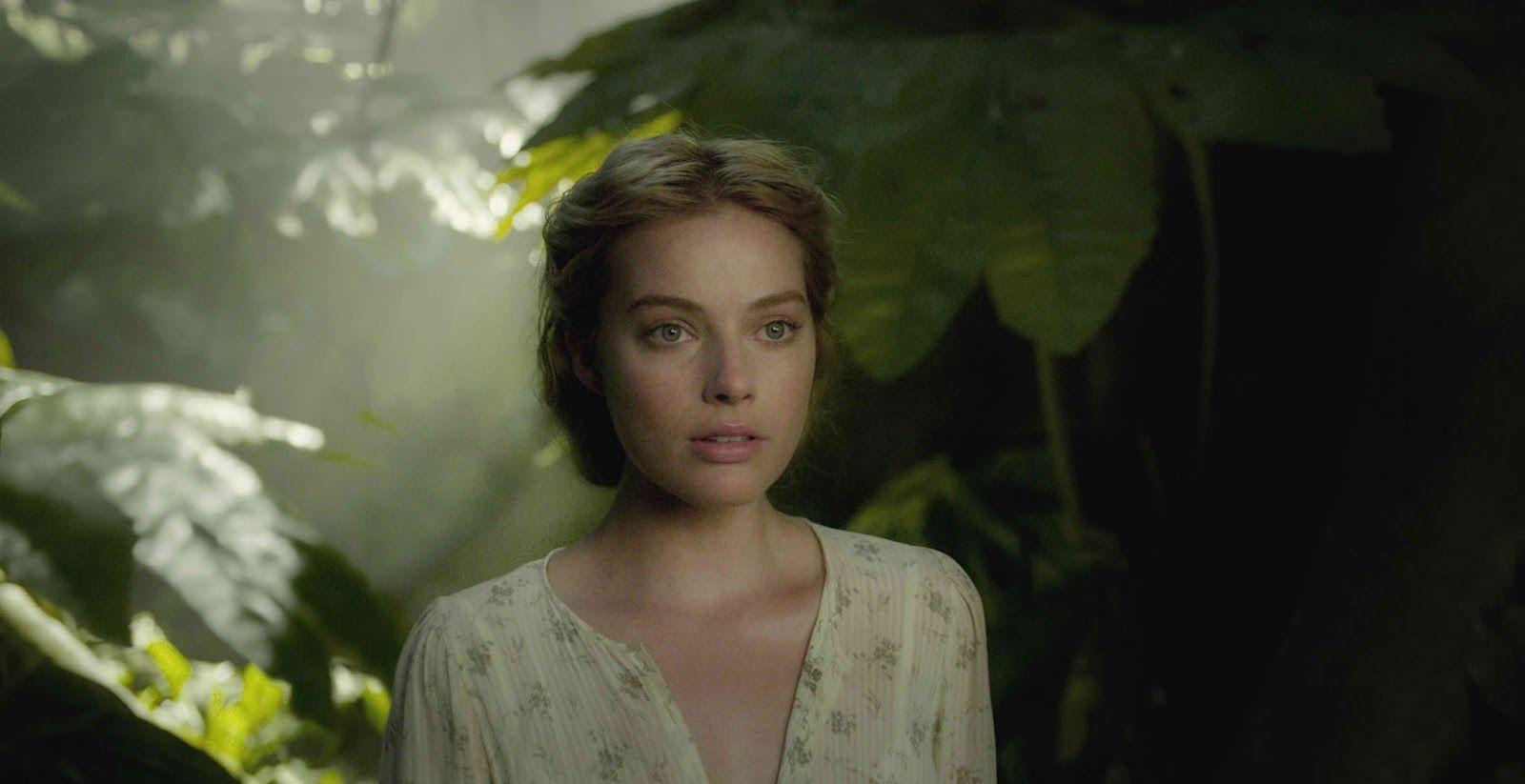Tarzan Jane Porter Noticias De Cine Fotos De Margot Robbie Tarzan Y Jane