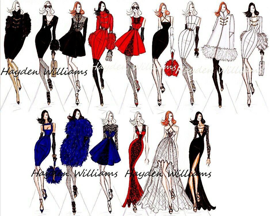 Hayden williams design collection