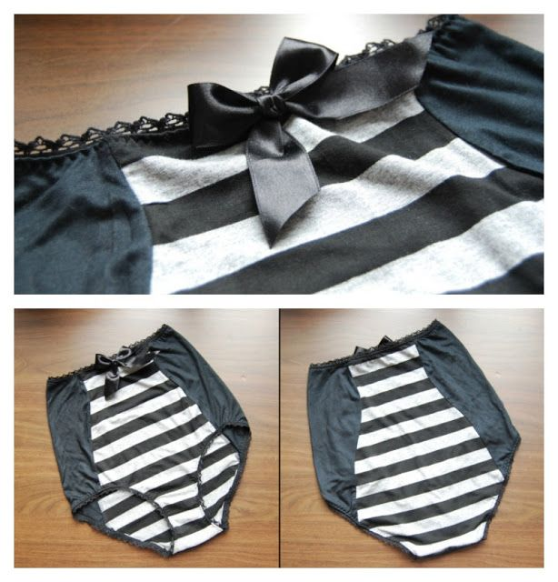 Ohhh Lulu underwear pattern... | Lingerie | Pinterest | Diy nähen ...