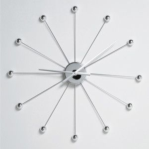 Clock Umbrella Balls Chrom Amazing Pictures