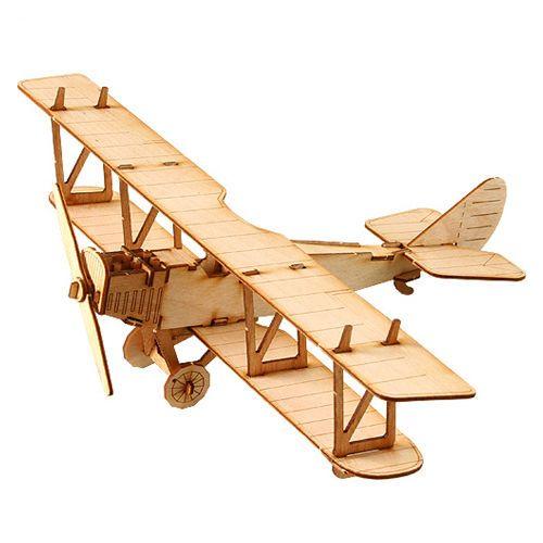Wooden Model Aircraft Kits Junior Series Scale Models