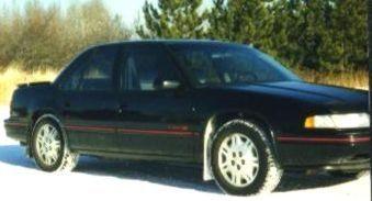 1992 Chevy Lumina Eurosport 3 4 Tesla Tesla Model New Cars