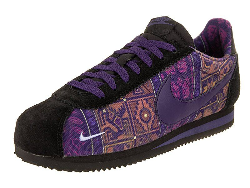 autumn shoes running shoes clearance prices Amazon.com | Nike Men's Classic Cortez Nylon Lhm Ink/Ink ...