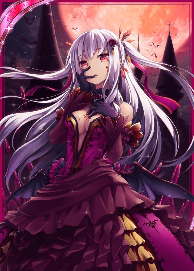 Vampire Victoria Valkyrie Crusade Cards Pinterest