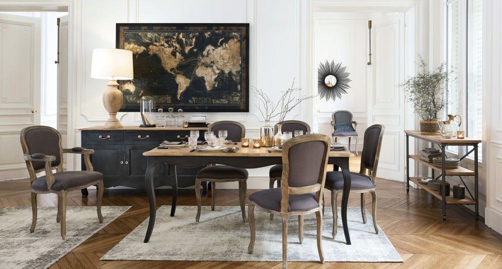 Epingle Par Oliviergas Sur Balham Property Inspiration Salle A Manger Maison Du Monde Deco Interieure