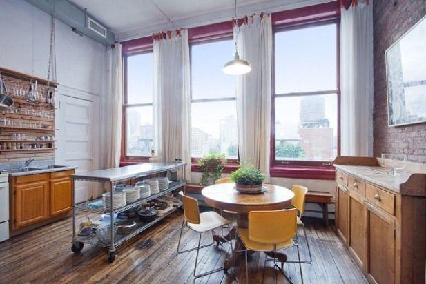 New York City Styled Kitchen