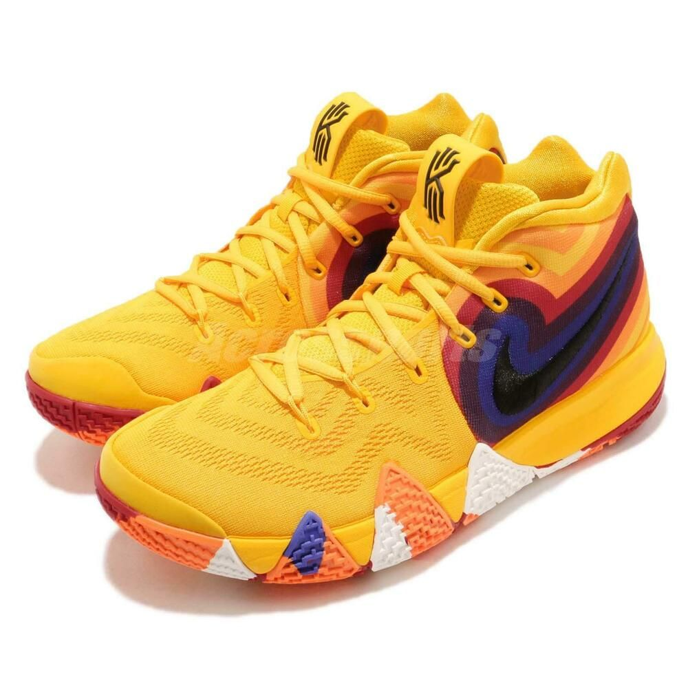 Advertisement(eBay) Nike Kyrie 4 EP 70s Uncle Drew Decades