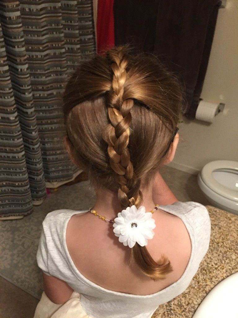 Pin by leah kimberley on easy braids pinterest