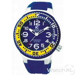 Kienzle Poseidon K00275 Small watch blue