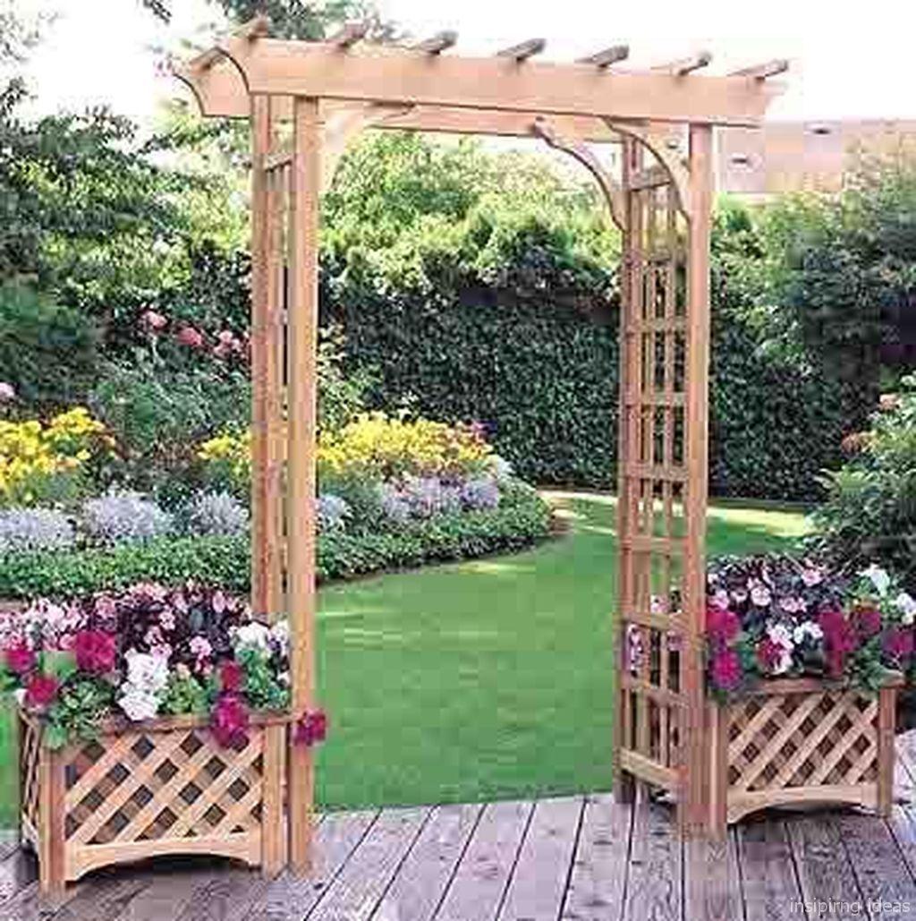 20 beautiful diy pergola design ideas garden entrance