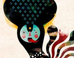 Muxxi, ilustradora guatemalteca