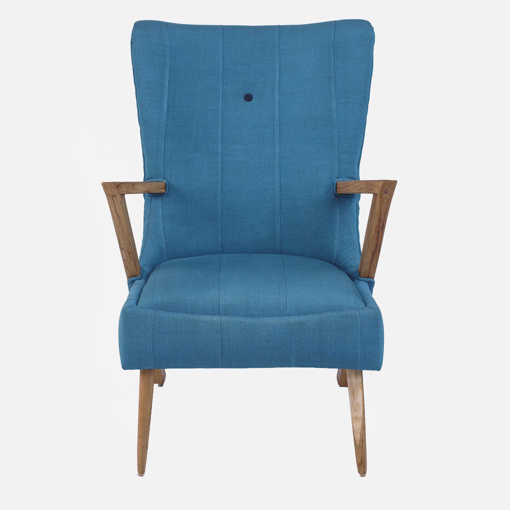 Adunni Chair Ewe African Furniture Mid Century Mo