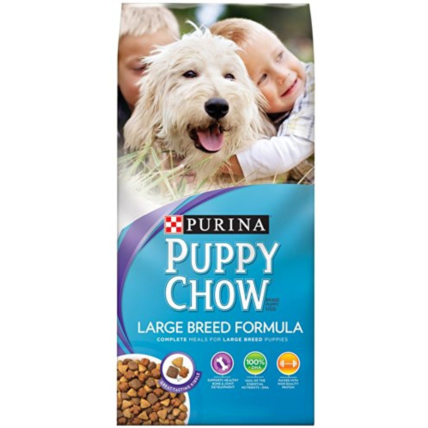 Puppy Food 16 5lb Pack Of 4 Please Be Sure To Check Out This Awesome Product This Is An Affiliate L Purina Puppy Chow Large Breed Puppy Food Purina Puppy