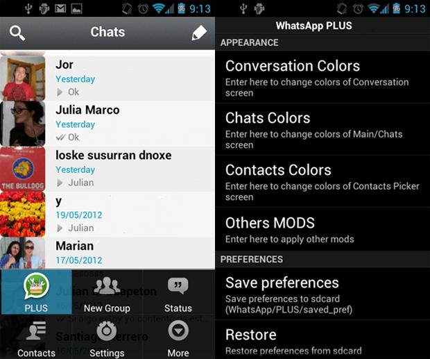 descargar whatsapp plus para samsung j1 mini