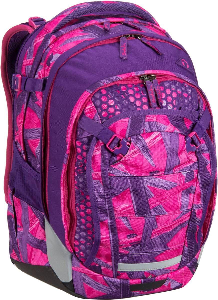 e788c7dda25a8 Taschenkaufhaus satch satch match Candy Lazer - Schulrucksack  Category   Taschen   Koffer   Schulrucksack