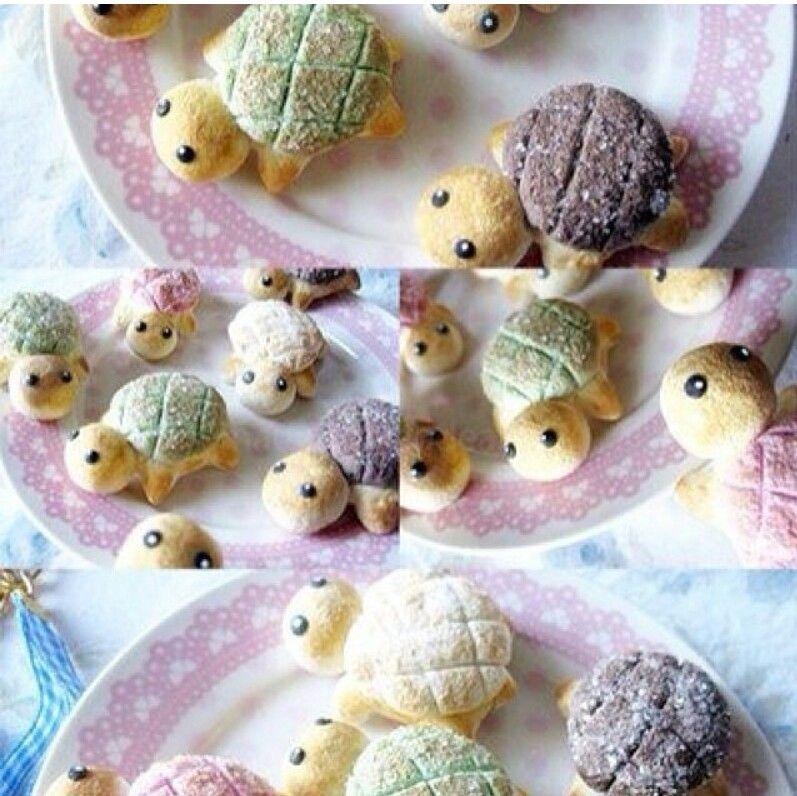Tortugas de pan