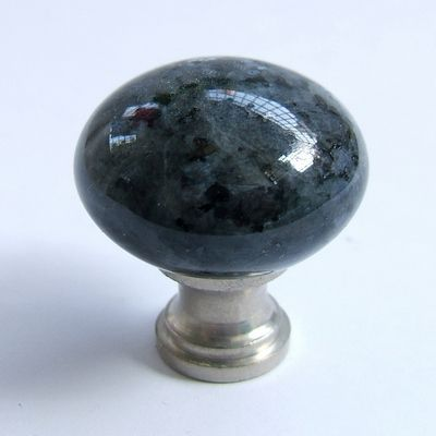 Blue Pearl Granite Knobs And Handles For Kitchen Cabinet Drawer Door