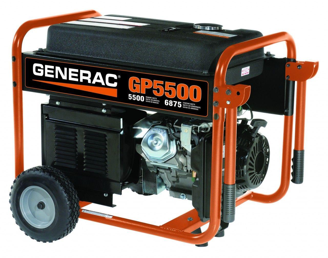 Generac Generator Info On Generac Generators Best Portable Generator Portable Generators Power Generator