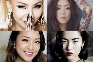 22 Gorgeous Girls With Monolids Monolid Makeup Monolid Eye Makeup Beauty Standards