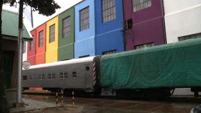ferrocarriles del sud: IMPULSAN LA REACTIVACIÓN DE LOS TALLERES FERROVIAR...