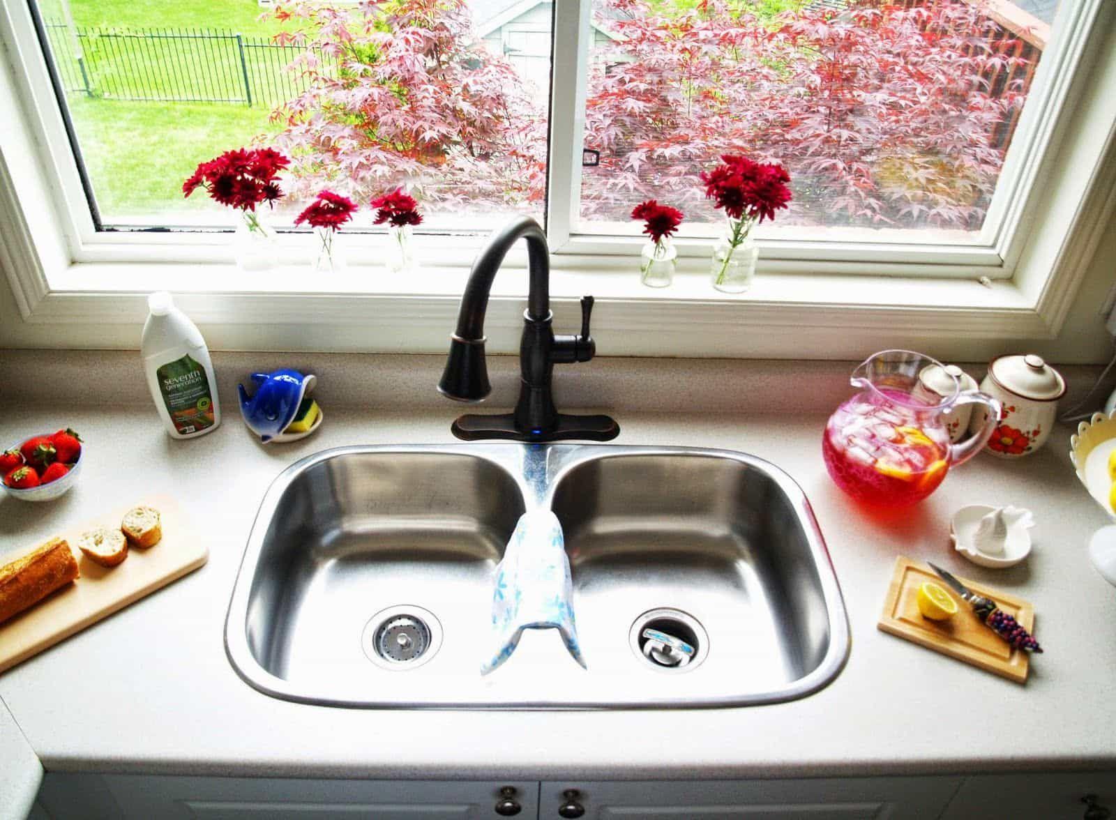 Loszuwerden Gerüche In Der Küche Spüle   Einbauküche   Pinterest ...