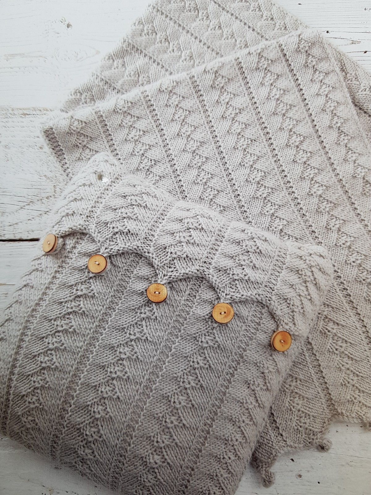 ARAN CUSHION COVERS AND BLANKET KNITTING PATTERN 006 ...