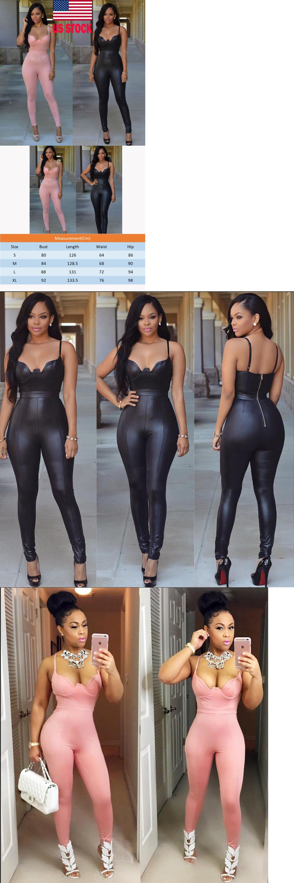 3ea50f612c Jumpsuits and Rompers 3009  Summer Women Ladies Clubwear Playsuit Bodycon  Party Jumpsuit Romper Trousers New -  BUY IT NOW ONLY   15.99 on  eBay   jumpsuits ...